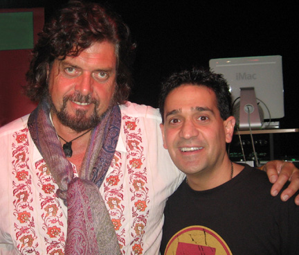 Alan Parsons with Joey P.